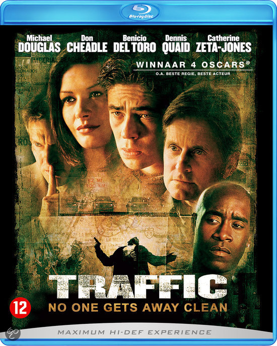 Traffic (2000) PL.BDRip.XviD-wasik / Lektor PL