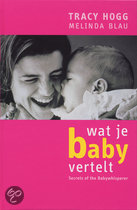 Omslag-afbeelding Wat je baby je vertelt